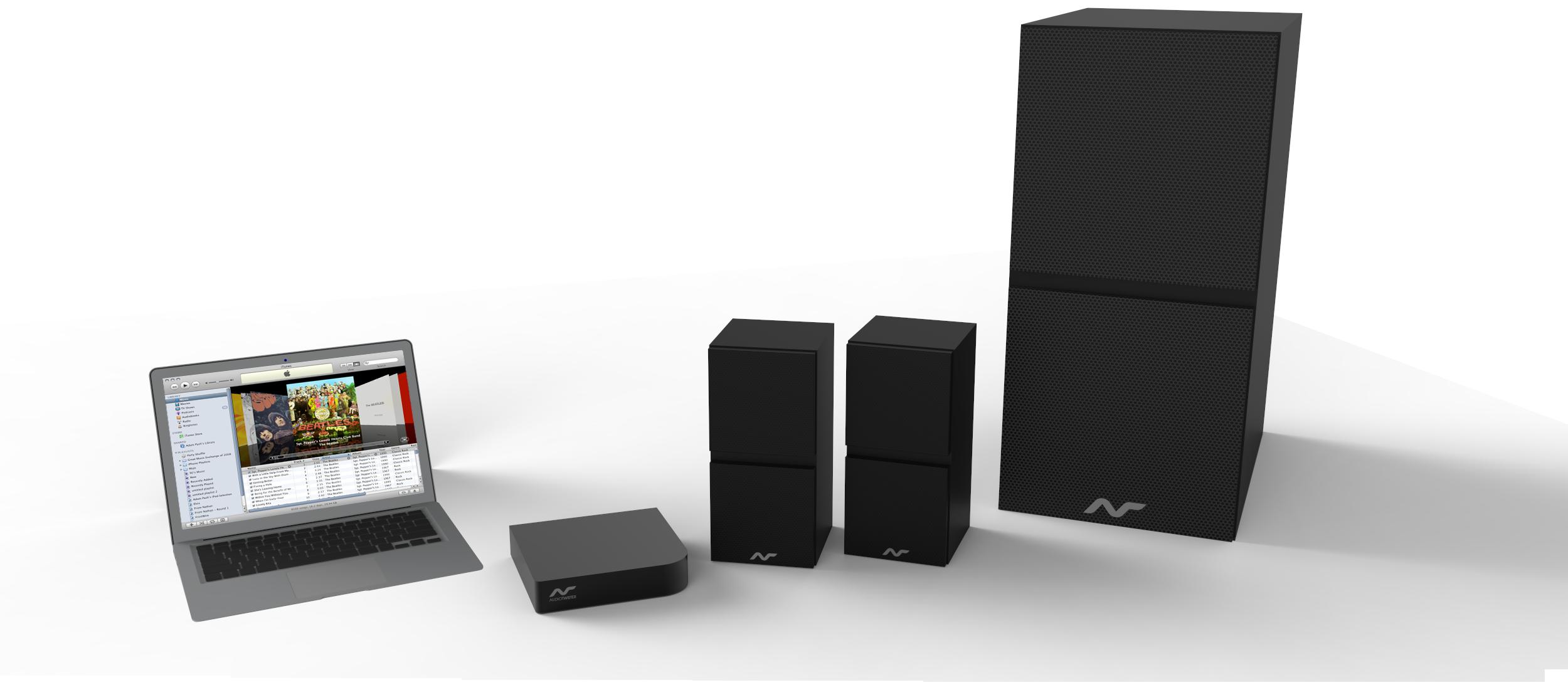 audiotwister soundsysteme f r zu hause und business. Black Bedroom Furniture Sets. Home Design Ideas